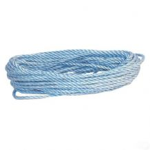 Polypropylene Lorry Rope Blue 12mmx 27m